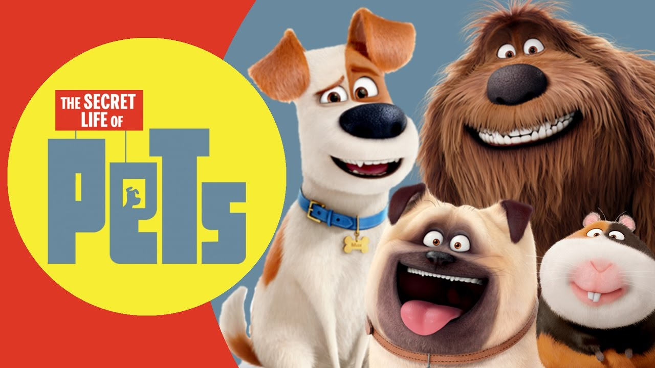The Secret Life Of Pets Real Life All Characters Kiddopedia Youtube