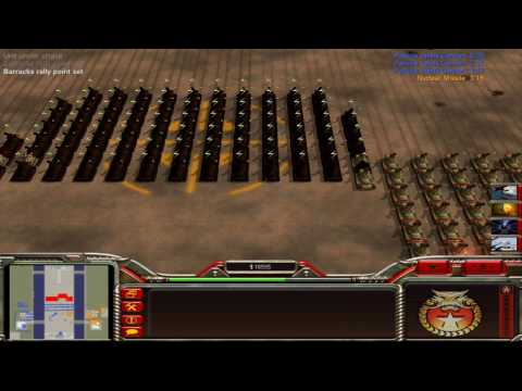 Zero Hour AOD We against the world Command and Conquer Generals
