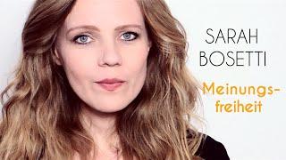 Sarah Bosetti – Meinungsfreiheit