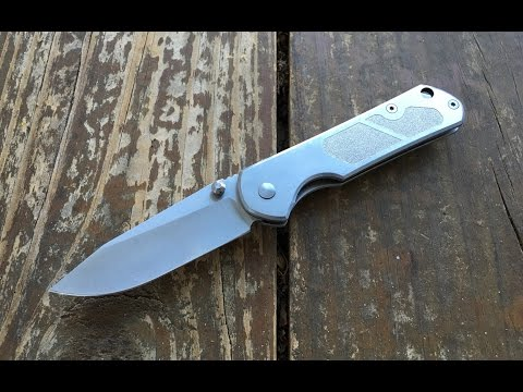 The Sanrenmu 7010 Pocketknife: The Full Nick Shabazz Review