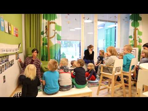 Support and Inclusion - Finnish Early Childhood Education and Care