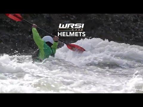 Canoe Phantom Black Whitewater Kayaking Rafting WRSI Current Helmet Kayak