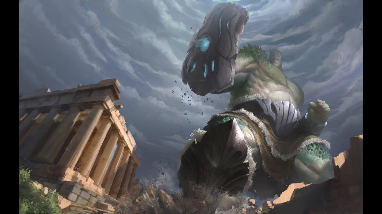 Avatar Spotligh... Polyphemus Odysseus