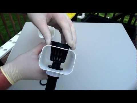 DIY Hydroponic NFT Channel Kit