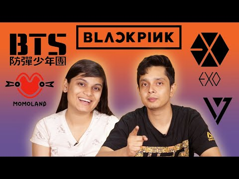 Srishti & Shayan Learn Everything About K-Pop | BuzzFeed India