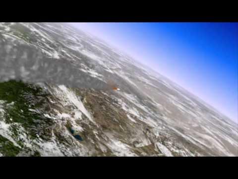 The Tunguska Event: Huge Asteroid Impact