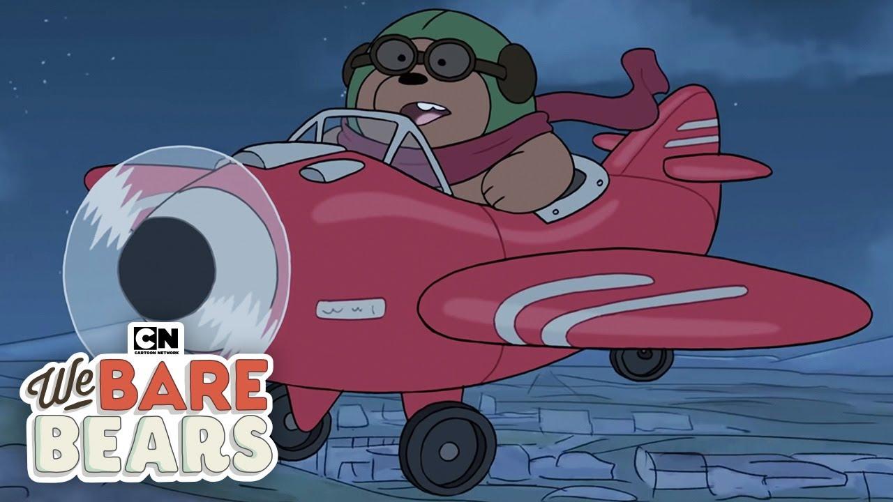 We Bare Bears   Baby Bears vs King Carl   Cartoon Network