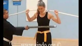 Repeat youtube video SINDO - Female being strangled for 10 seconds and hit by iron bar 5 times.