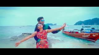 Shankar Weds Brindha - Post Wedding Song Shoot @ Phuket, Thailand. Iru mugan - Halena Song