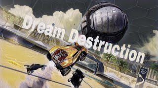 Dream Destruction/a Rocket league Montage by Zneaky HD