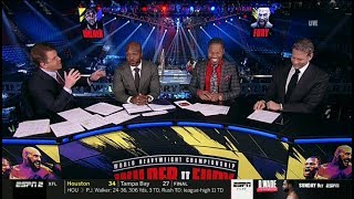 PostGame Show: Tyson Fury knocks out Deontay Wilder to win WBC heavyweight championship | ESPN SC