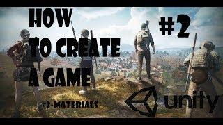 كيفية إنشاء لعبة (المواد)#2 في تاميل