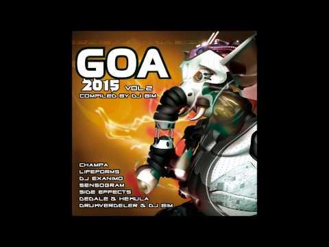 DJ Exanimo - One Way Ticket To Amsterdam [Goa 2015 Vol. 2]