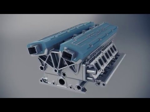 free valve - Un motor sin arbol de levas
