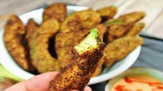 Avocado Fries Recipes For Your Keto Diet
