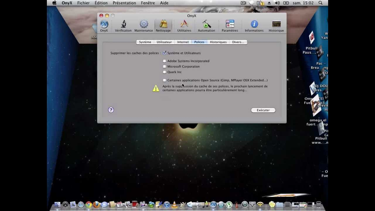 nettoyer son mac 10.6.8