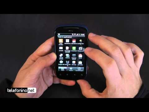 HTC Explorer videoreview da Telefonino.net