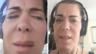 Watch: WWE Chyna's Last Video Message before her death