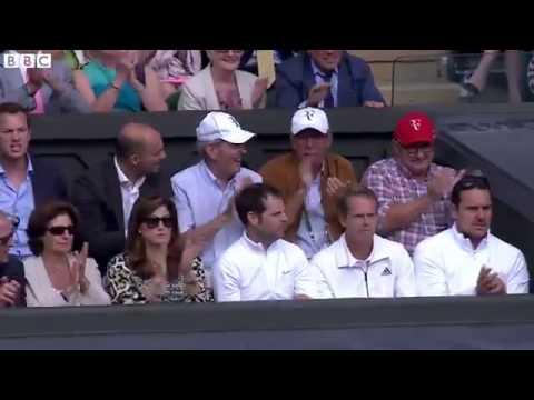 Roger Federer Vs Novak Djokovic   Wimbledon 2014 Final
