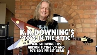 K.K.Downing's Toys in the Attic 2015