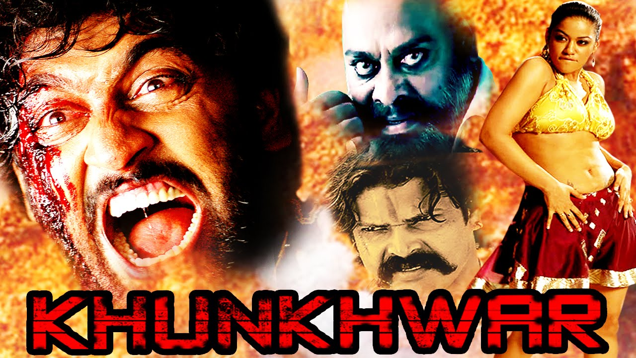 khunkhwar - full south indian super dubbed action film - hd latest