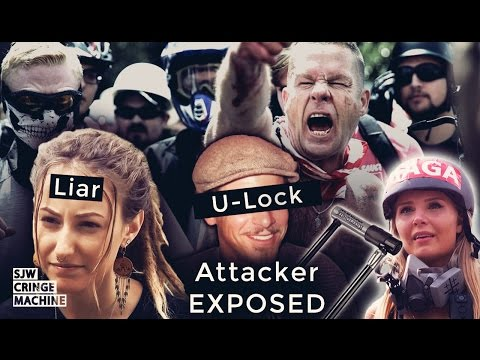 Thumbnail: Battle of Berkeley Recap - Free Speech Rally - Moldylocks and the U-Lock Professor - Lauren Southern