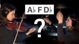 Spontaneous Composition (Ab, F, Db)