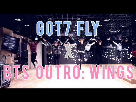 BTS x GOT7 - FLY + Outro:Wings