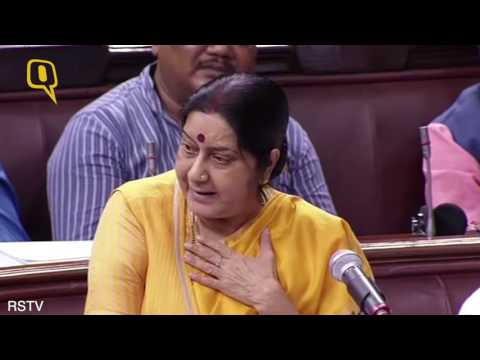 Sikkim Standoff: All Nations Are on India's Side, and Not China's, Says Sushma