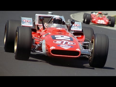 1969 Indianapolis 500 | Official Race Film