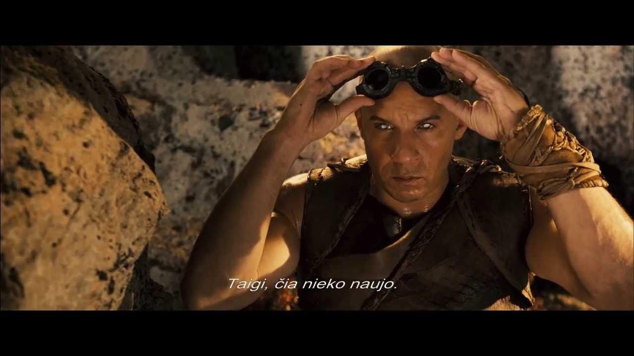 RYDIKO KRONIKOS. SUGRĮŽIMAS - Vin Diesel nuo rugsėjo 6 d. tik kinuose