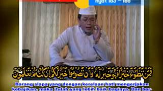 Download lagu Qiroah KH Muammar ZA Al Baqarah 183 186 MP3