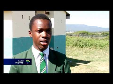 pupils at a school in Ulundi are exposed to serious health hazards
