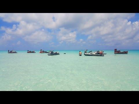 Miami to Bimini by Jetski