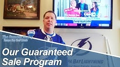Best Tampa Listing Agent discusses how Duncan Duo Guaranteed Home Sale Program can help you
