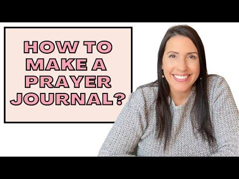 SIMPLE PRAYER JOURNAL | CATHOLIC PRAYER JOURNAL | HOW TO MAKE A PRAYER JOURNAL | PRAYER ROUTINE