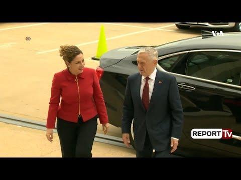 Ministrja Xhacka me homologun Mattis, Shqipëria kërkon prezencë ushtarake amerikane