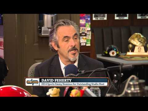 David Feherty on the Dan Patrick Show (Full Interview) 11/19/14