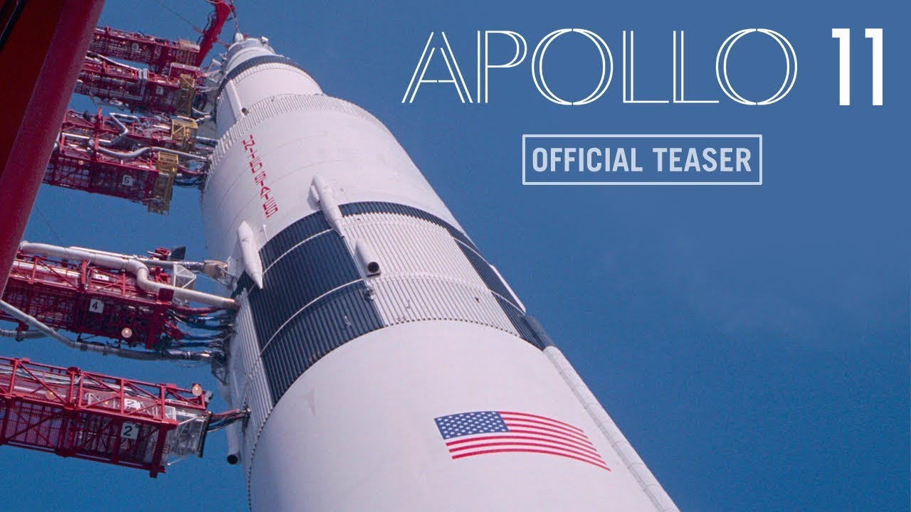 Apollo 11 [Official Teaser] - YouTube