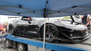 1200HP Loma Corvette Z06 GT2 Dyno Part II