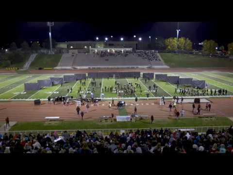2019 Sioux Falls Roosevelt High School Marching Band - Night Skies
