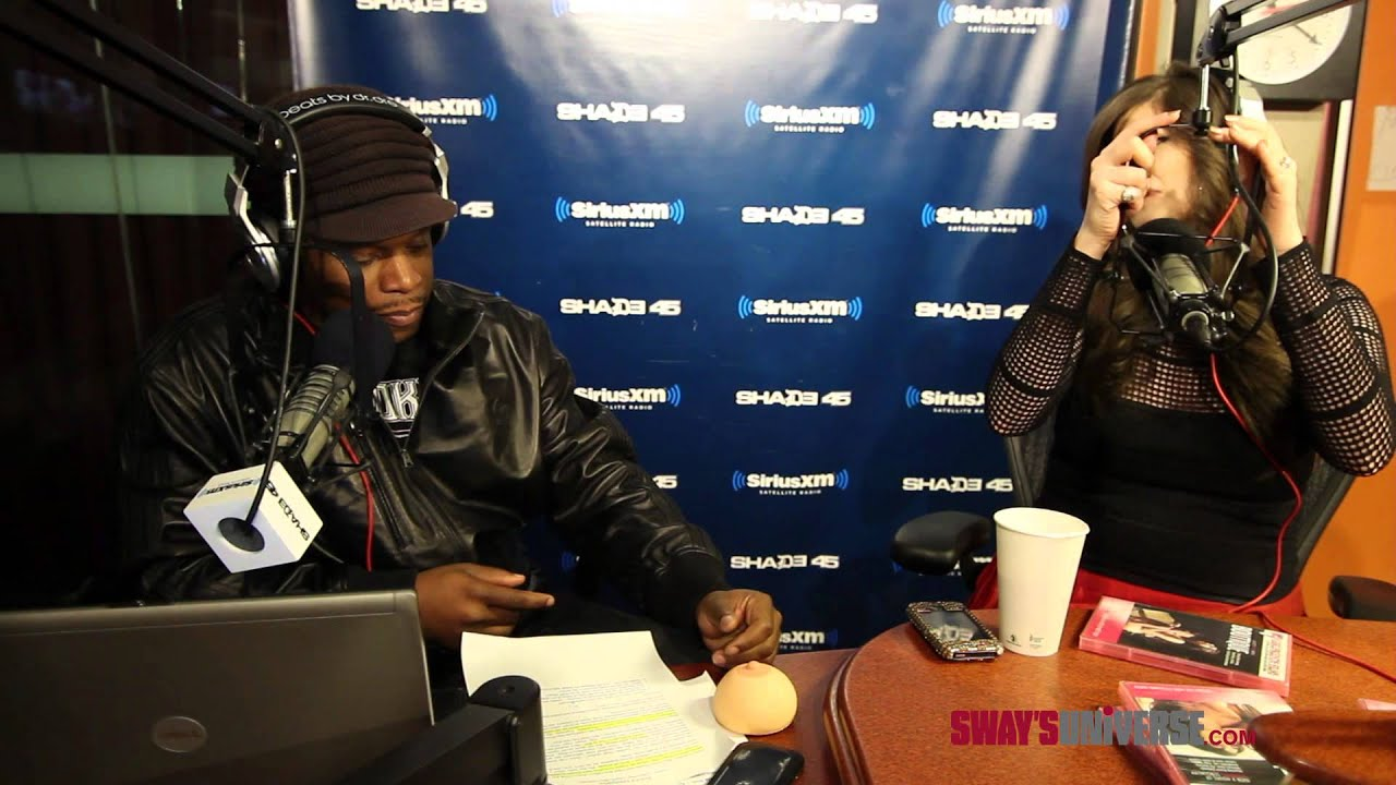 Jincey Lumpkin Speaks on How She Got in the Adult Industry on Sway in the Morning