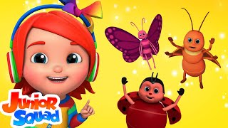 Bugs Song | Nursery Rhymes & Kids Songs For Children
