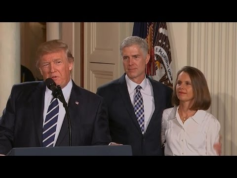 1/31: How will Democrats respond to Neil Gorsuch pick?; Sen. Hoeven: Army Corps told to approve D…
