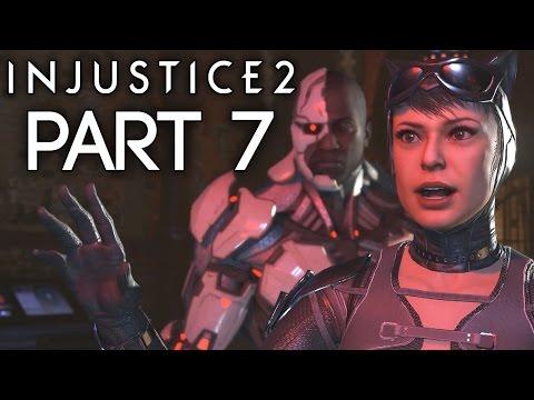 Injustice 2 - Let