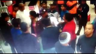 Amitava Malik's wife Beauty in 'brawl' with shopping mall staff