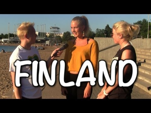 Joe Goes To Finland (Part 1 of 3)