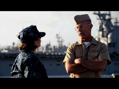 Navy Chaplain - Ministry of Presence - The Full Experience