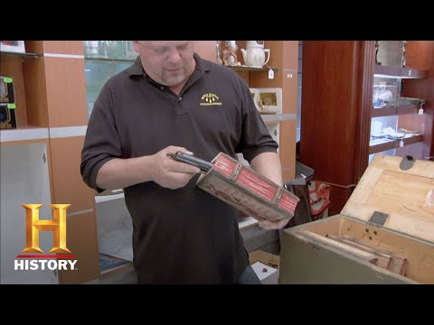 Pawn Stars: WWII Book Shell Disguise (Season 6)   History