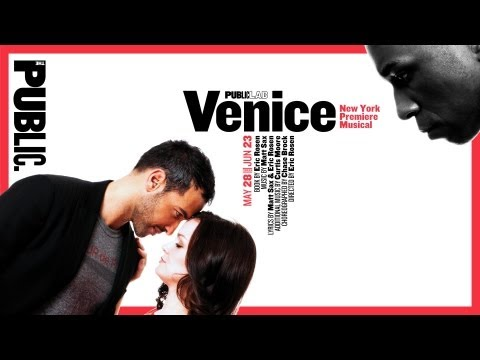 Behind the scenes of the New York Premiere Musical VENICE
